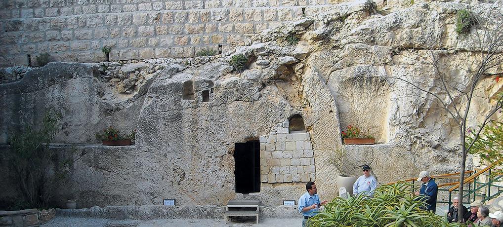 Sur les pas de Jésus en Israël