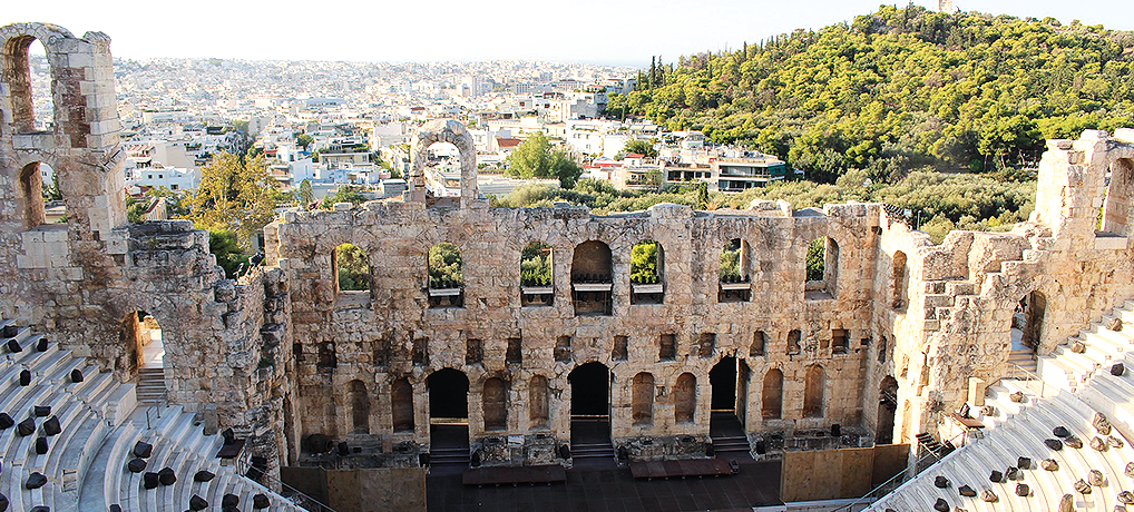 Les voyages de Paul en Grèce