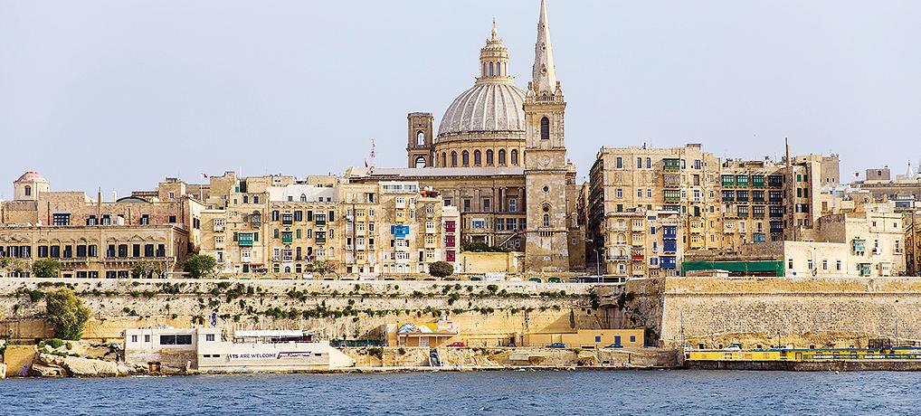Sur les pas de Paul à Malte