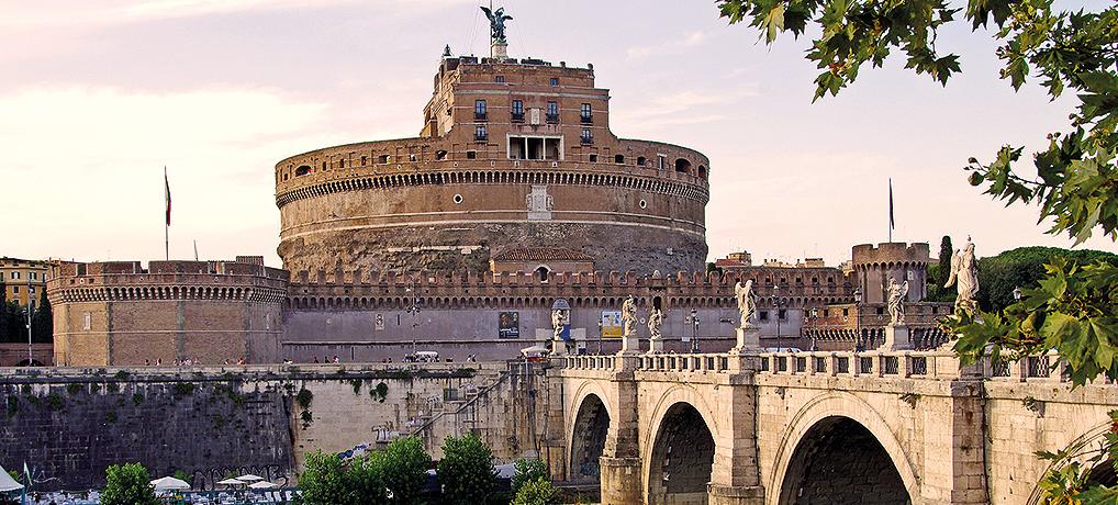 La Rome Biblique