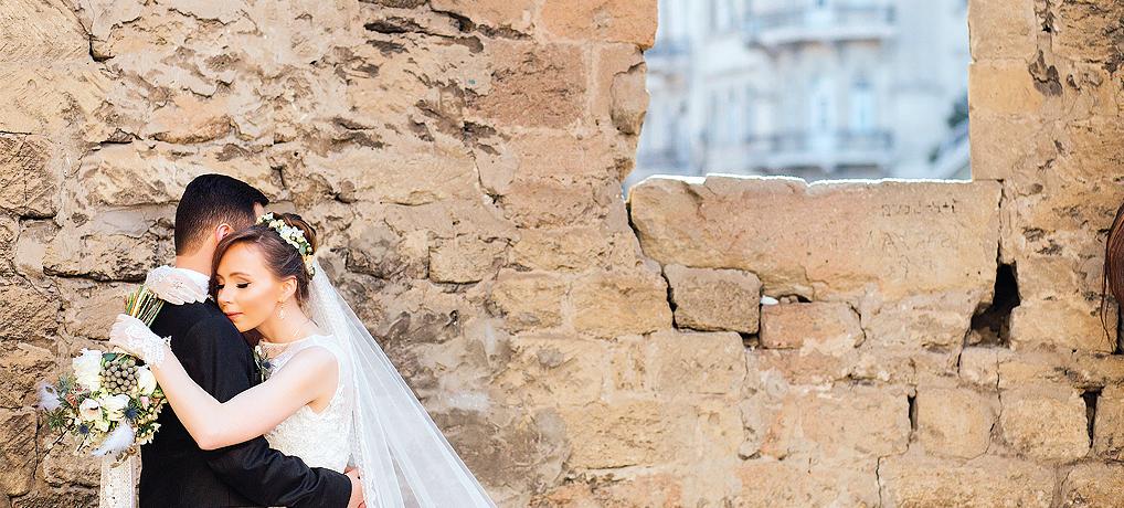 Mariage en Terre Sainte